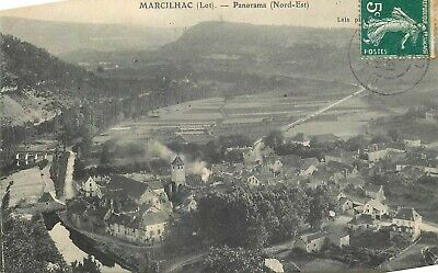 MARCILHAC panorama