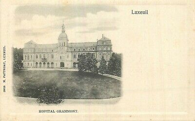 LUXEUIL LES BAINS hopital grammont