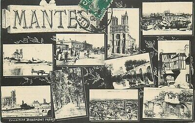Mantes Carte Multivues