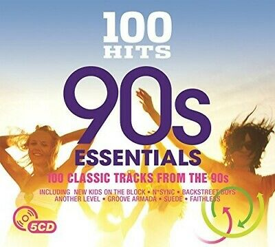 Various Artists - 100 Hits: 90s Essentials / Various [New CD] Boxed Set, UK - Im