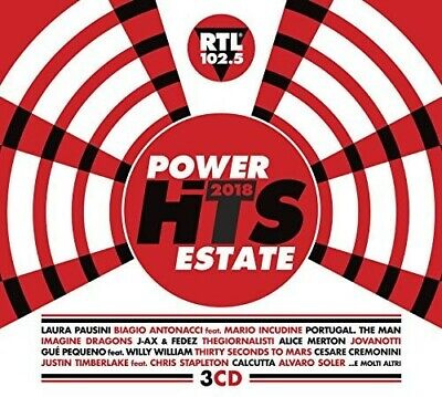 Various Artists - Power Hits Estate 2018 / Various [New CD] Italy - Import