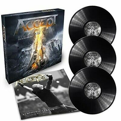 Accept - Symphonic Terror: Live At Wacken 2017 [New Vinyl] UK - Import