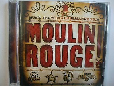 Moulin Rouge - Music From Baz Luhrmann's Film CD Album