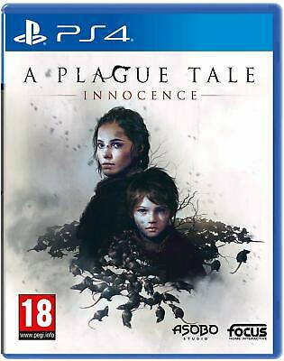 A Plague Tale: Innocence (PS4) BRAND NEW SEALED