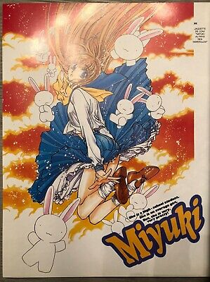 Manga Clamp Miyuki in the wonderland Edition Tonkam Rare Collector 2001