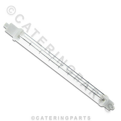 Lincat La210 Infra Red Quartz Gantry Heater Lamp Bulb 500W Push In Fit Type 240V