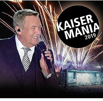 2 TICKETS KAISERMANIA 2019 am 03.08.2019 | ROLAND KAISER | Dresden