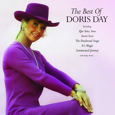 Doris Day THE BEST OF 180g 16 ESSENTIAL SONGS Collection NEW SEALED VINYL LP