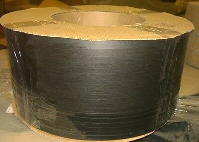 "SP654B Polypropylene Strapping 11,250' L  x 3/8"" W, for Signode Strapping Mach."