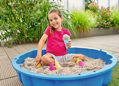 Sand Ice Cream Cones Beach Set With Spoon Mould Kids Pretend Garden Play Toyset