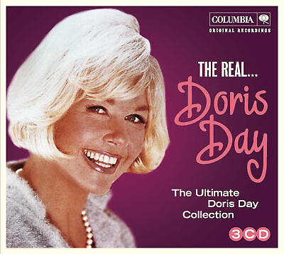 Doris Day: The Real Ultimate Collection 3x CD (Greatest Hits / The Very Best Of)