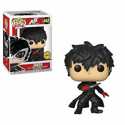 Funko Pop! Games: Persona 5 - THE JOKER #468 *Chase* In Stock