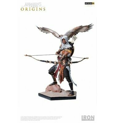 Iron Studios Assassin's Creed Deluxe Art Scale 1/10 Bayek
