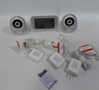 VTech VM342-2 Video Baby Monitor with 2 cameras Vtech 3 DAY SALE !!