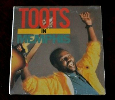Toots in Memphis By Toots Hibbert (CD, Mar-2003, Hip-O Seleziona ) Nuovo