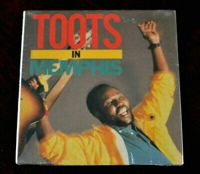 Toots in Memphis by Toots Hibbert (CD, Mar-2003, Hip-O Select) BRAND NEW
