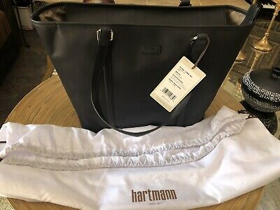 0d3aa34d1171 HARTMANN HERITAGE ZIPPERED Tote Bag, Leather Handbag in Heritage ...