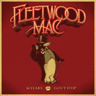 50 Track Triple cd DON'T STOP FLEETWOOD MAC Greatest Hits Best of Sealed