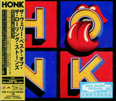 The Rolling Stones - Honk [New CD] Deluxe Ed, SHM CD, Japan - Import