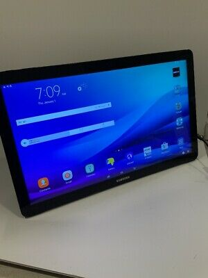 "Samsung Galaxy View Tablet 18.4"" 64g Wifi Or AT&T GSM UNLOCKED Sm-T677A"