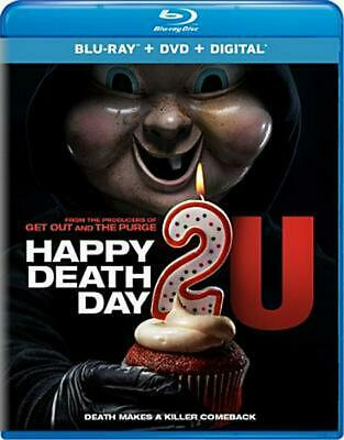 Happy Death Day 2u - Blu-Ray Region 1 Free Shipping!