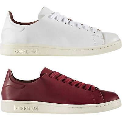 best service dfcc3 99ca5 ADIDAS ORIGINALS WOMENS Stan Smith Nuud Low Rise Lace Up Trainers Sneakers  Shoes