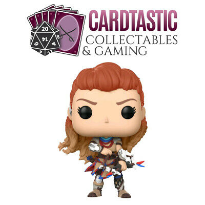 Horizon Zero Dawn Aloy #257 - New Funko POP! vinyl Figure *box damaged*