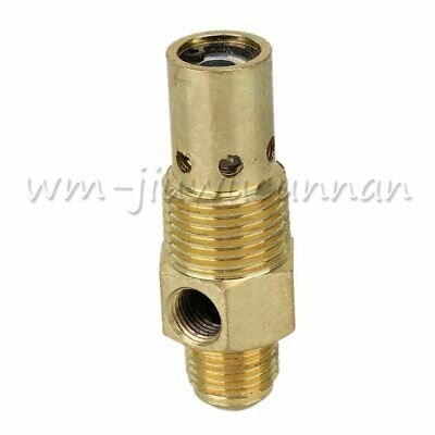 G3/8 0.036 1/2PT One Way Check Valve Male NPT Pipe Thread for Air Compressor