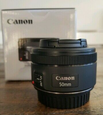 Canon EF 50 mm F/1.8 EF STM for Canon - prime / fixed lens