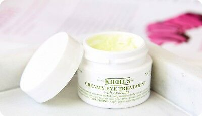 Kiehl's Avocado Creamy Eye Treatment Cream with Avocado 28g JUMBO SIZE NEW STOCK