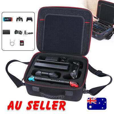 Protable Storage Compatible Hard Travel Carry Case for Nintendo Switch Console