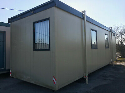 Cheap Good 28ft Jackleg Office Canteen Site Cabin Portable Cabin building