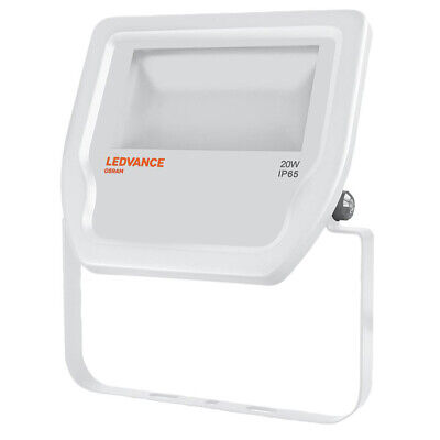Osram Ledvance Floodlight LED 20W 3000K Warm White IP65 Outdoor Spotlight