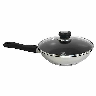 "Sunpentown 10"" Fry Pan with Excalibur Coating New"