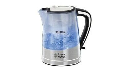 Russell Hobbs 22851 Plastic Brita Filter Purity Kettle Jug,1L,Electric,Cordless