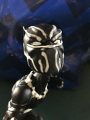 Oakland A's Athletics Marvel Black Panther Glow In The Dark Bobblehead SGA 2018