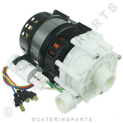 L63 T19 28mm WASH PUMP MOTOR FOR COMMERCIAL DISHWASHER GLASSWASHER DIHR KROMO