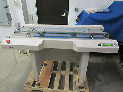 Asys PCB Conveyor 1.5 meter TRM 03 PC Board 60 inches Edge Rail Belt 18 in width