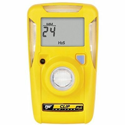 BW Technologies BWC2-H Single-Gas Detector - Yellow