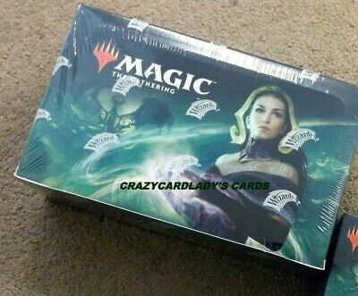 Magic The Gathering War Of The Spark Booster Box Free Same Day Priority Shipping