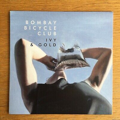 """Bombay Bicycle Club – Ivy & Gold / Flaws 7"""" 45rpm Single 2010 Near Mint Indie"""