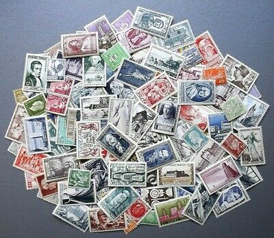 lot collection Timbres France neufs** anciens avant 1960