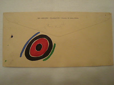 "JOAN MIRO (Barcelona 1893 - Mallorca 1983) ""THE DREAM"" ON WITH ORIGINAL DRAWING"