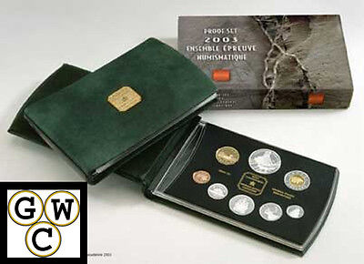 2003 Proof Double Dollar Set (10707) (OOAK)