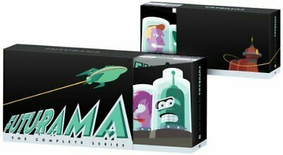 Futurama: The Complete Series Giftset (8Pc) New Dvd