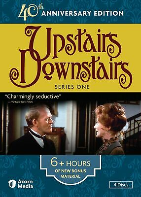 Upstairs Downstairs: Series One, 40th Anniversary Edition DVD
