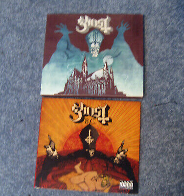 2 Ghost Band Cds