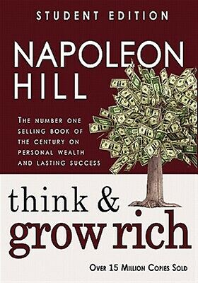 Think and Grow Rich: Student Edition by Hill, Napoleon -Paperback