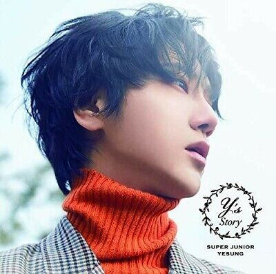 Super Junior-Yesung - Story [New CD] Japan - Import