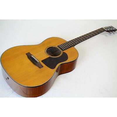 K.YAIRI G-3F Acoustic Guitar 2010 Made in Japan Tested Used Ex++